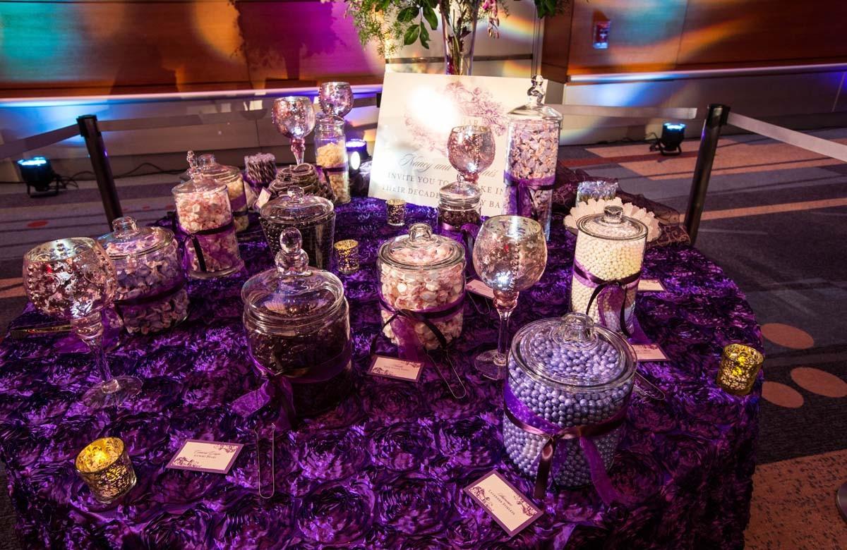 Richmond Wedding Candy Bar