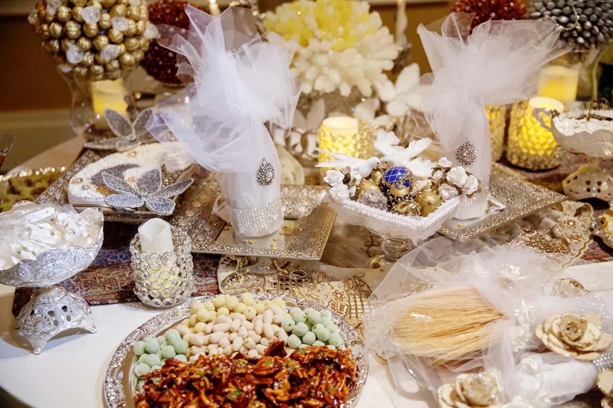 Virginia Beach Wedding Candy Bar