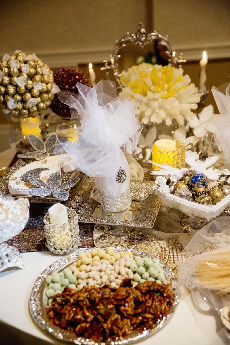 Unique Wedding Candy Bar