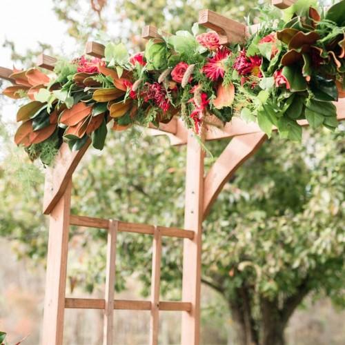 Ceremony Wedding Florals