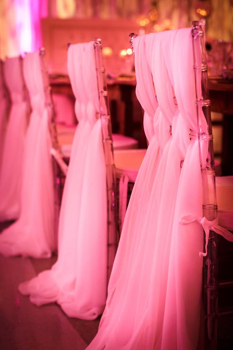 Virginia Beach Luxury Wedding Linens