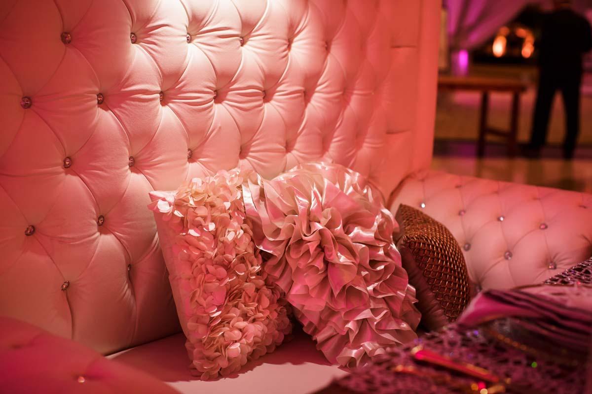 luxury wedding decor rentals