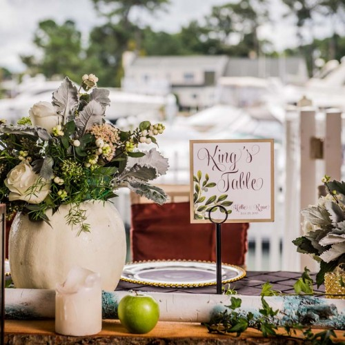 Fall Wedding Decor and Designs