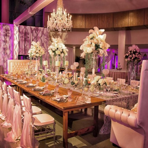 Luxury Wedding Event Rentals