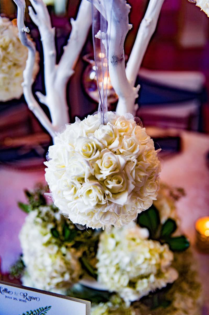 Virginia Beach White Wedding Flowers