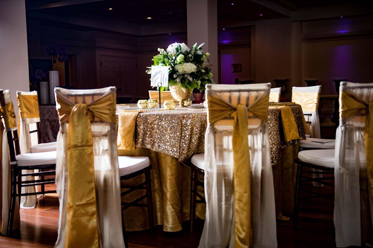 Virginia Beach Wedding Linens
