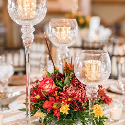 Fall Wedding Flower Designs