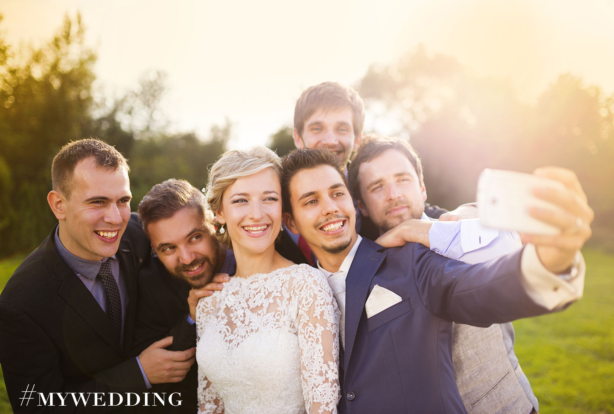 How to Create the Perfect Wedding Hashtag
