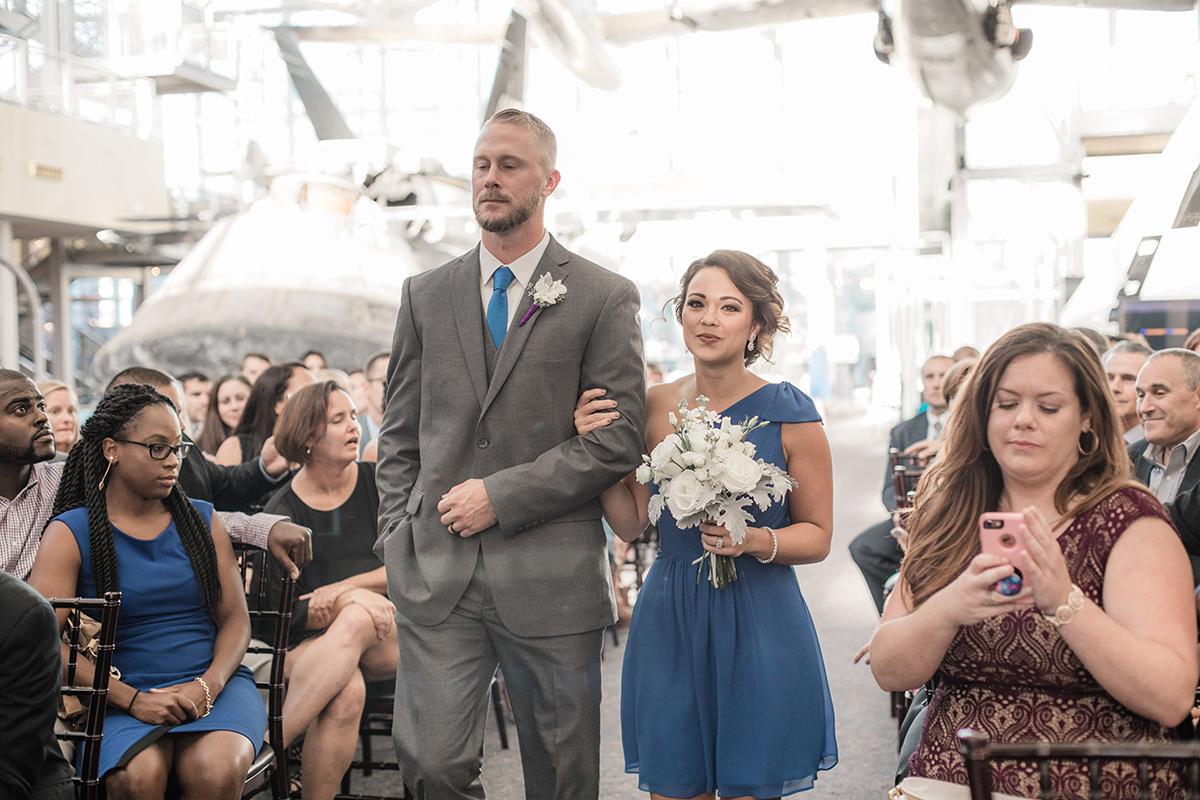 Erik and megan wedding