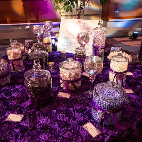 Richmond Wedding Candy Bar
