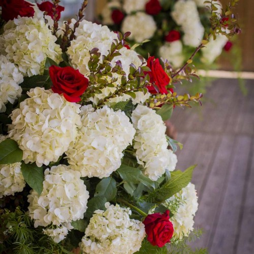Norfolk Virginia Wedding Florist
