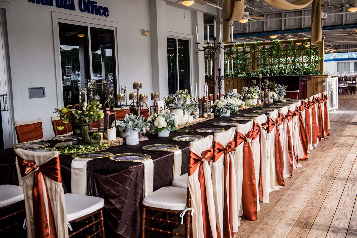 Kings Table Black Iris Floral Events - King's table restaurant