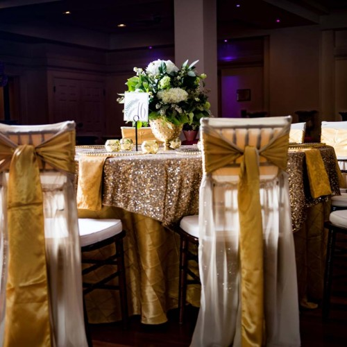 Virginia Beach Wedding Linens