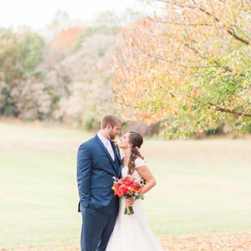 Fall Wedding Flowers