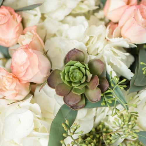 Succulent Wedding Bouquet Ideas