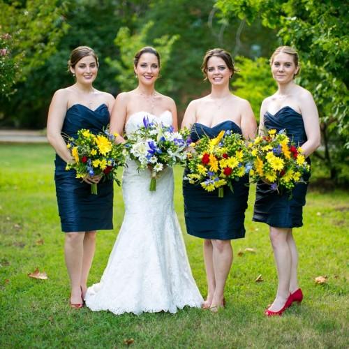 Virginia Beach Wedding Flower Designs