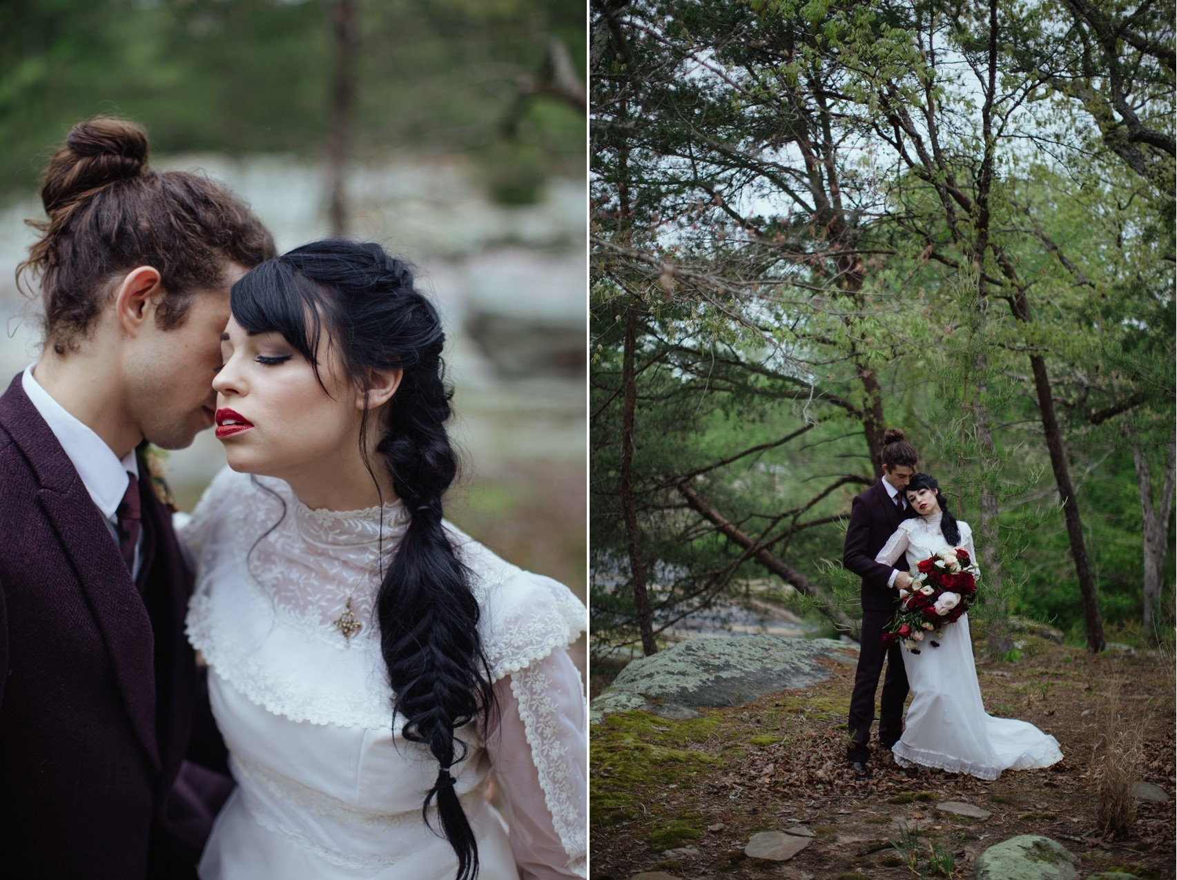 Styled Shoot | Gothic Romance Inspiration