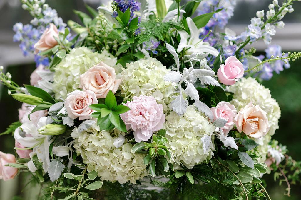 LILY & ANTHONY | Norfolk VA Spring Wedding